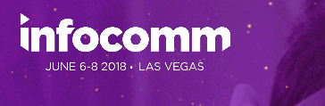 Infocomm 2018 invitation