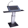 ILSS22M lectern with side tables